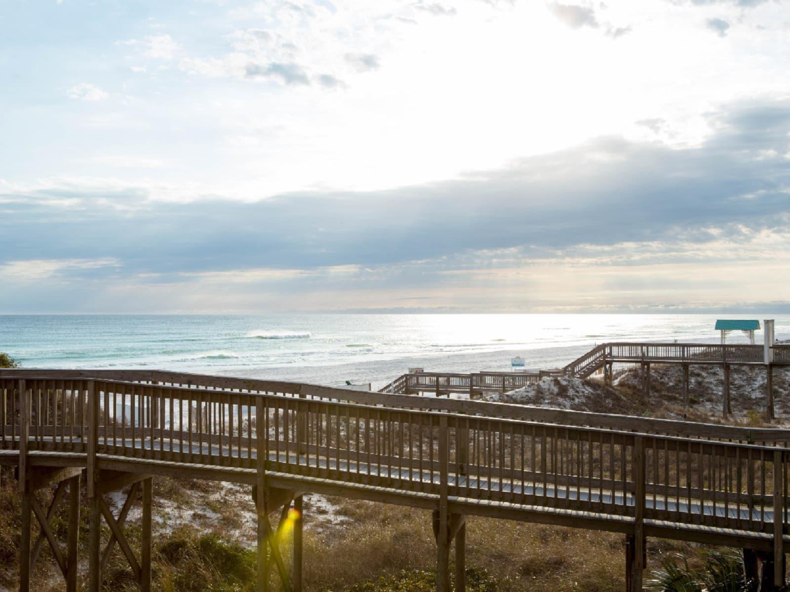 Hidden Dunes Beach & Tennis Resort - one of the best tennis resorts for your tennis holidays in Florida
