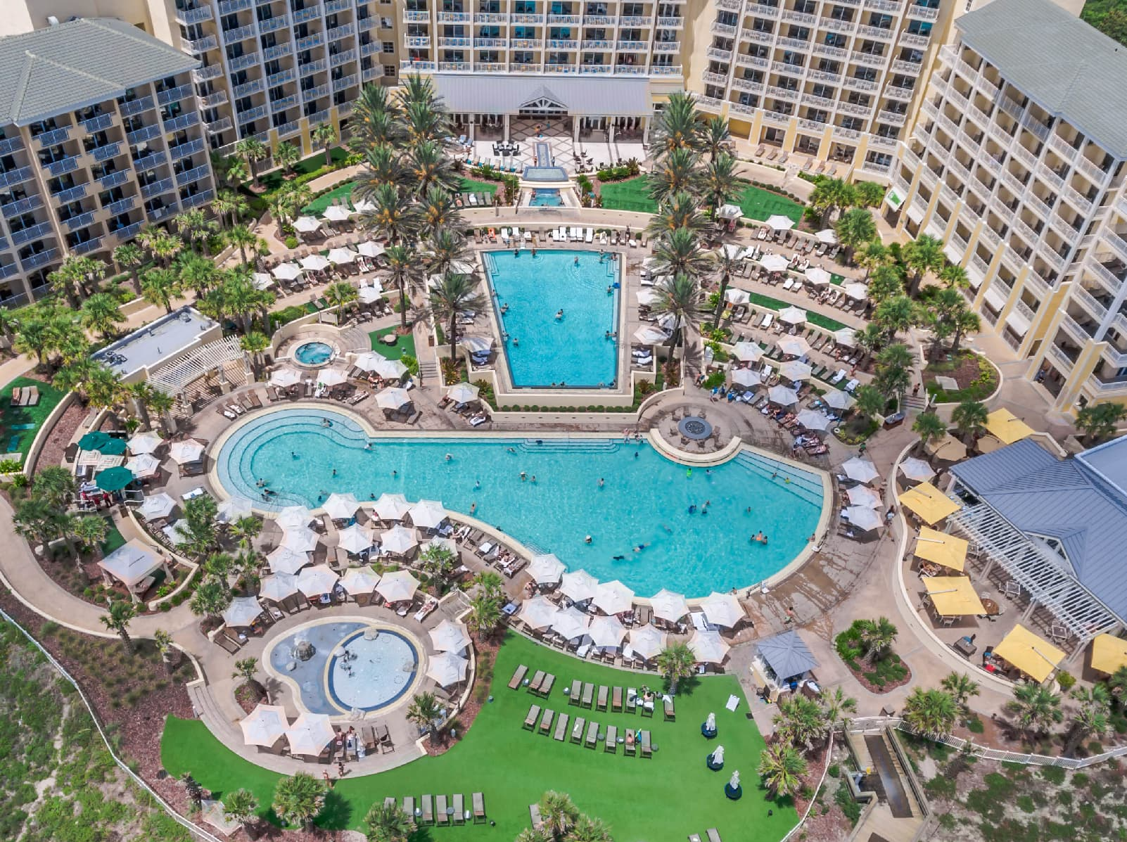 Omni Amelia Island Plantation Resort - one of the best tennis resorts for your tennis holidays in Florida