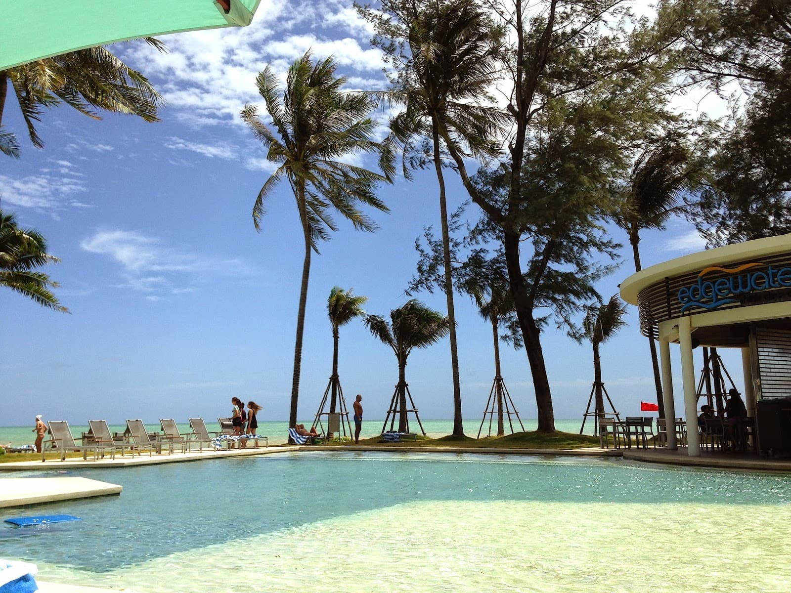 Outrigger Laguna Beach Resort - one of the best tennis resorts for your tennis holidays in Phuket