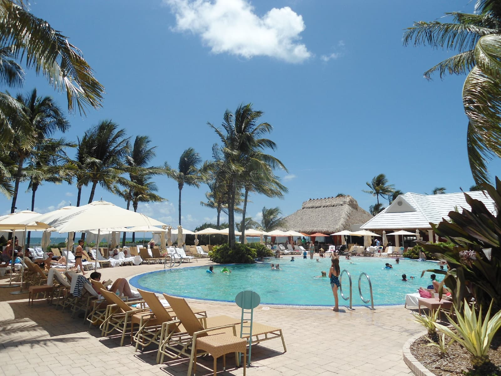 Ritz-Carlton Key Biscayne - one of the best tennis resorts for your tennis holidays in Florida