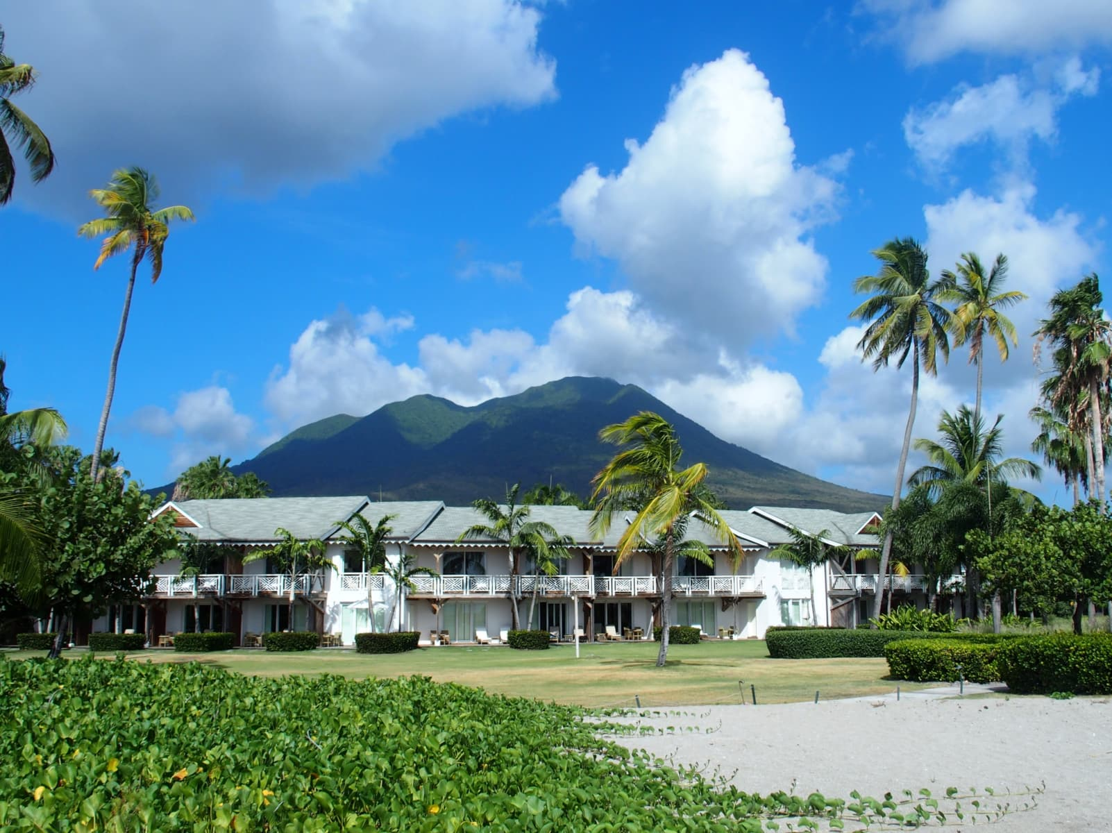 The Four Seasons Resort Nevis - one of the best tennis resorts for your tennis holidays in St. Kitts & Nevis