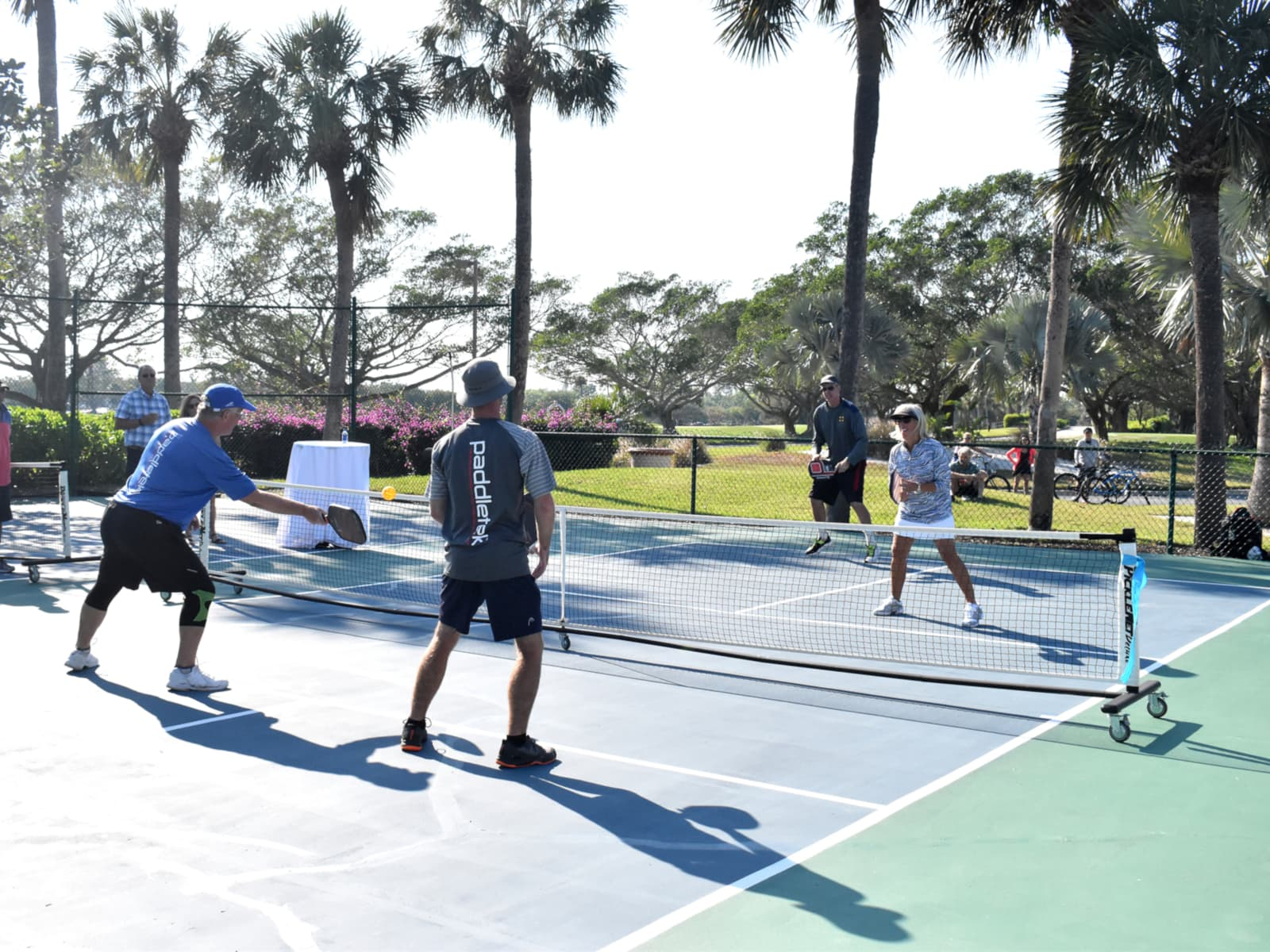 The Resort at Longboat Key Club - one of the best tennis resorts for your tennis holidays in Florida