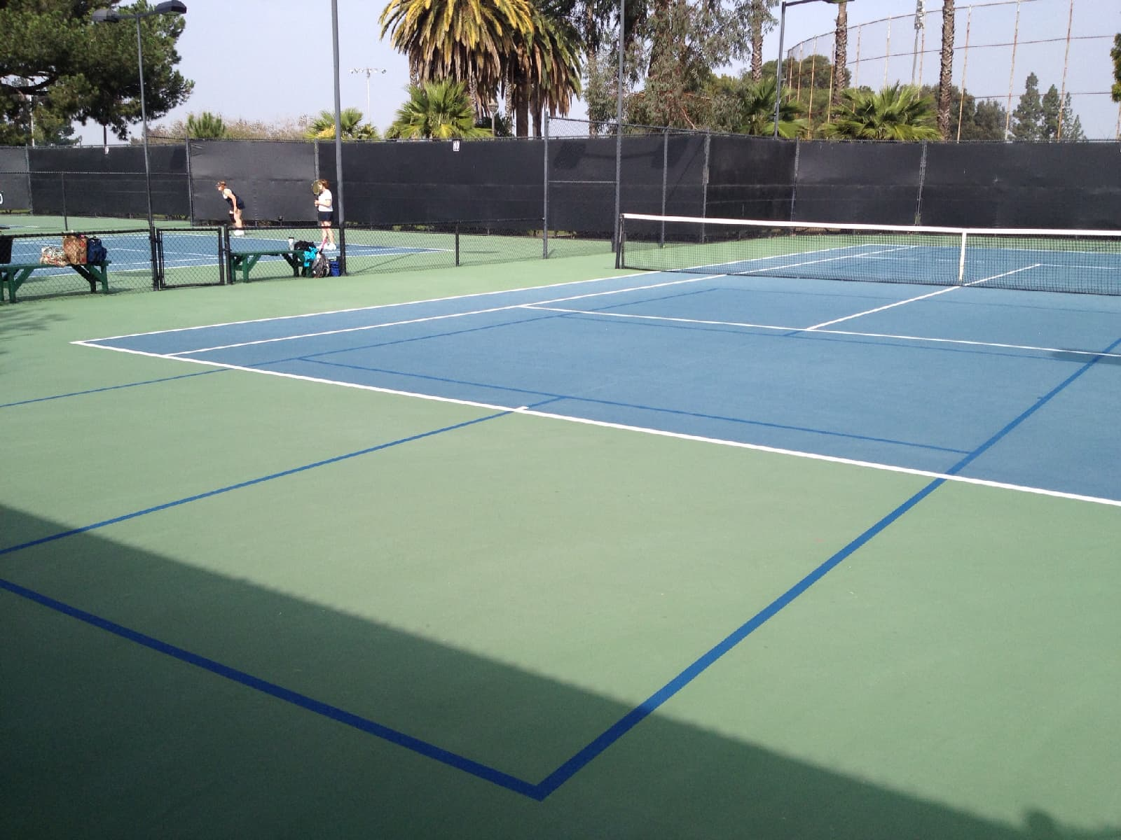 The Royal Lahaina Resort - one of the best tennis resorts for your tennis holidays in Hawaii