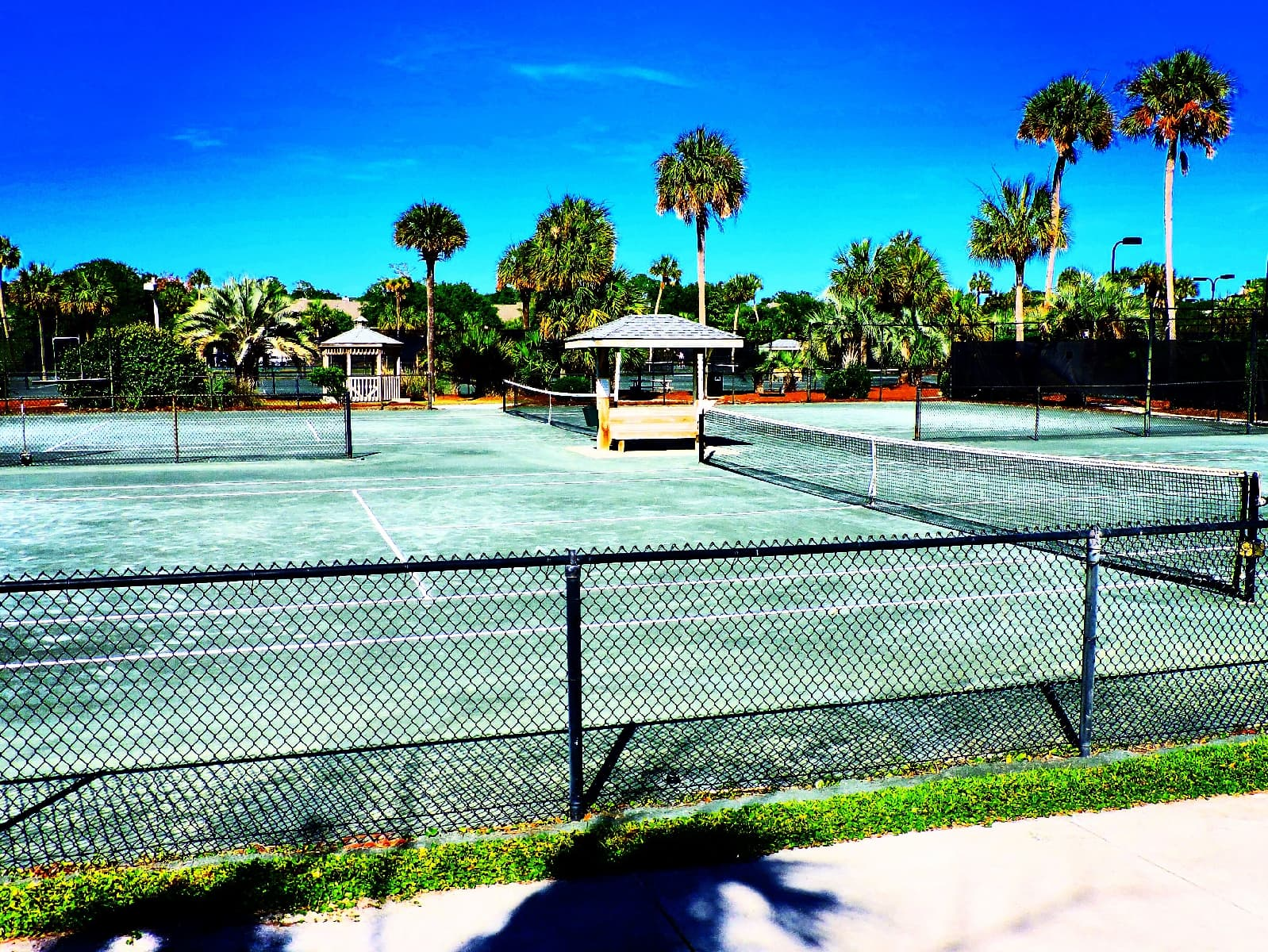 Wild Dunes Resort - one of the best tennis resorts for your tennis holidays in South Carolina