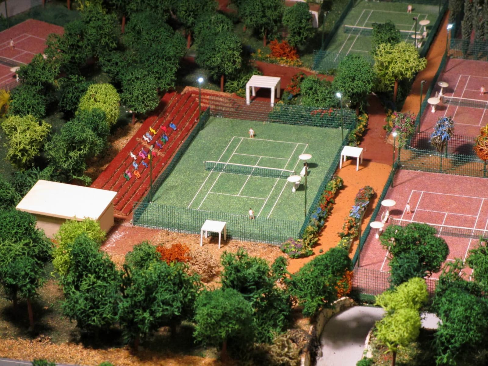 Forte Village Resort - one of the best tennis resorts for your tennis holidays in Sardina