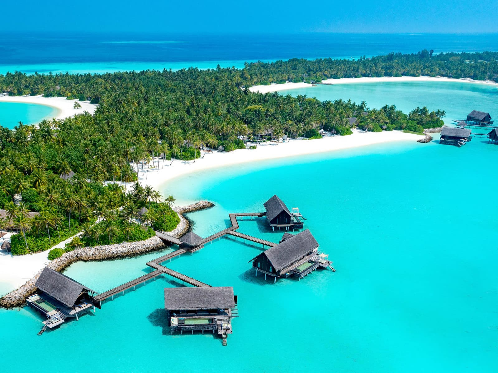 One & Only Reethi Rah – Maldives - one of the best tennis resorts for your tennis holidays in Maldives