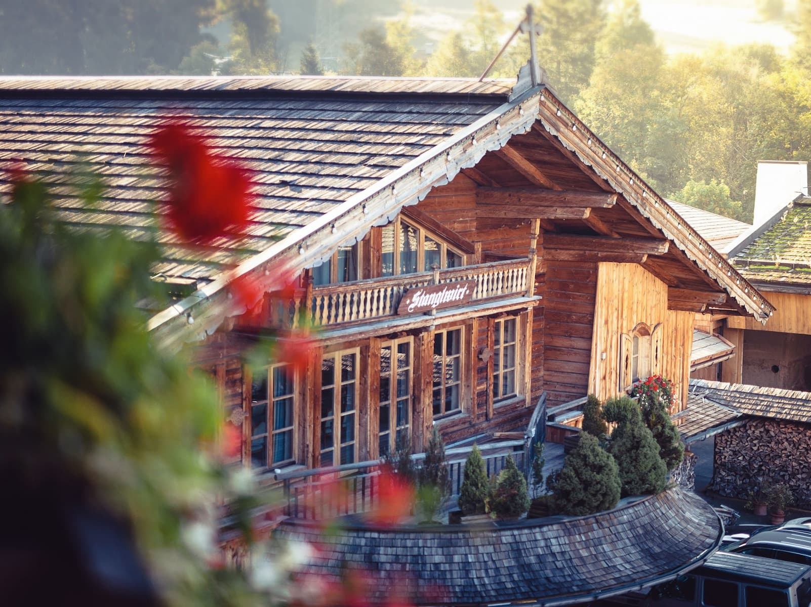 Stanglwirt Hotel - one of the best tennis resorts for your tennis holidays in Austria