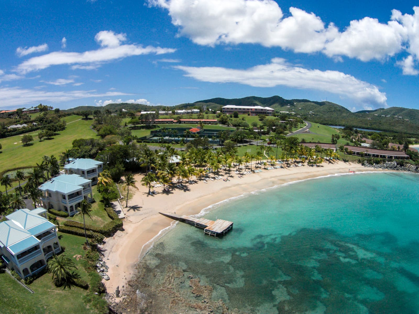 The Buccaneer - one of the best tennis resorts for your tennis holidays in U.S. Virgin Islands