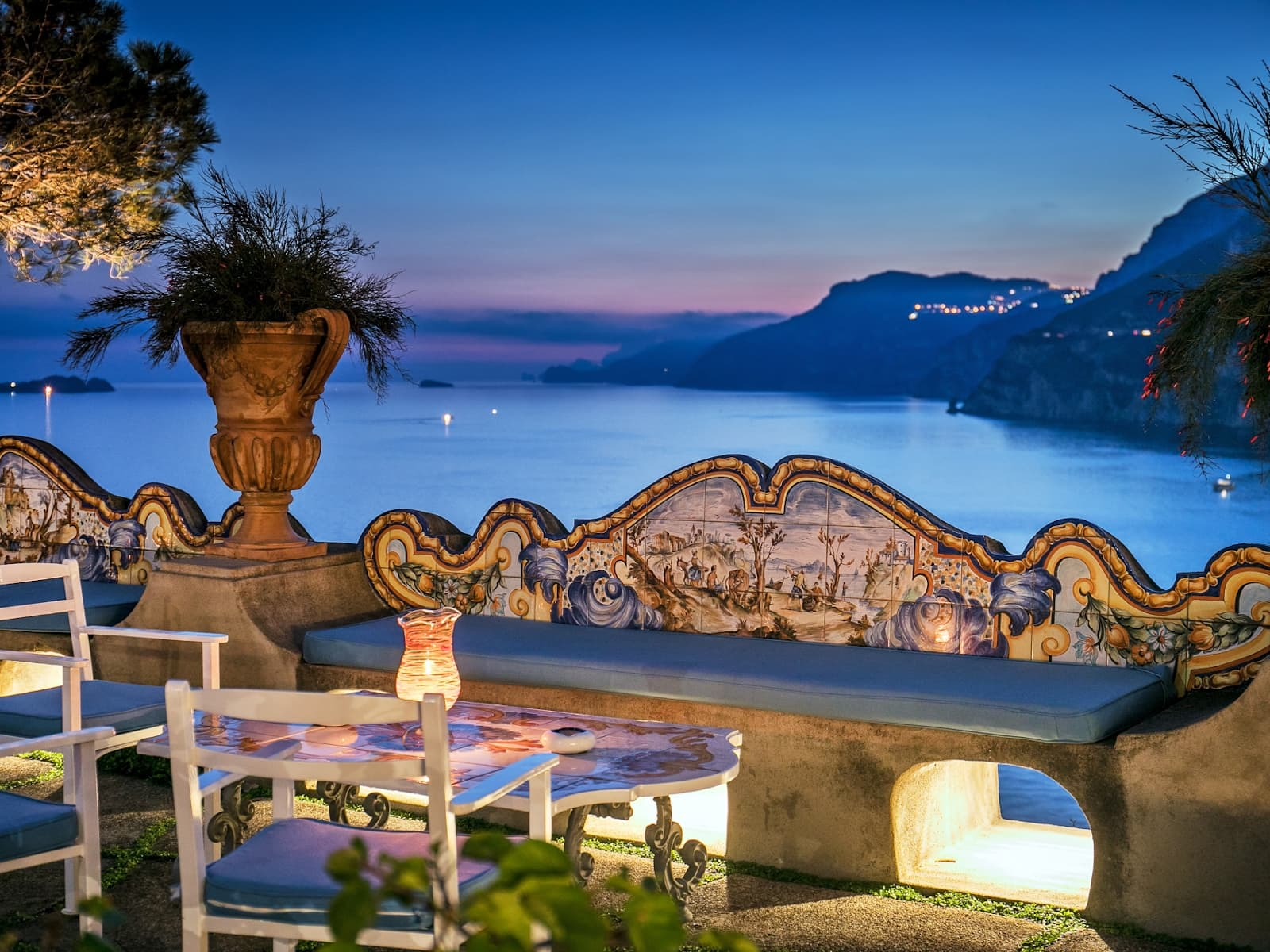 II San Pietro di Positano - one of the best tennis resorts for your tennis holidays in Italy