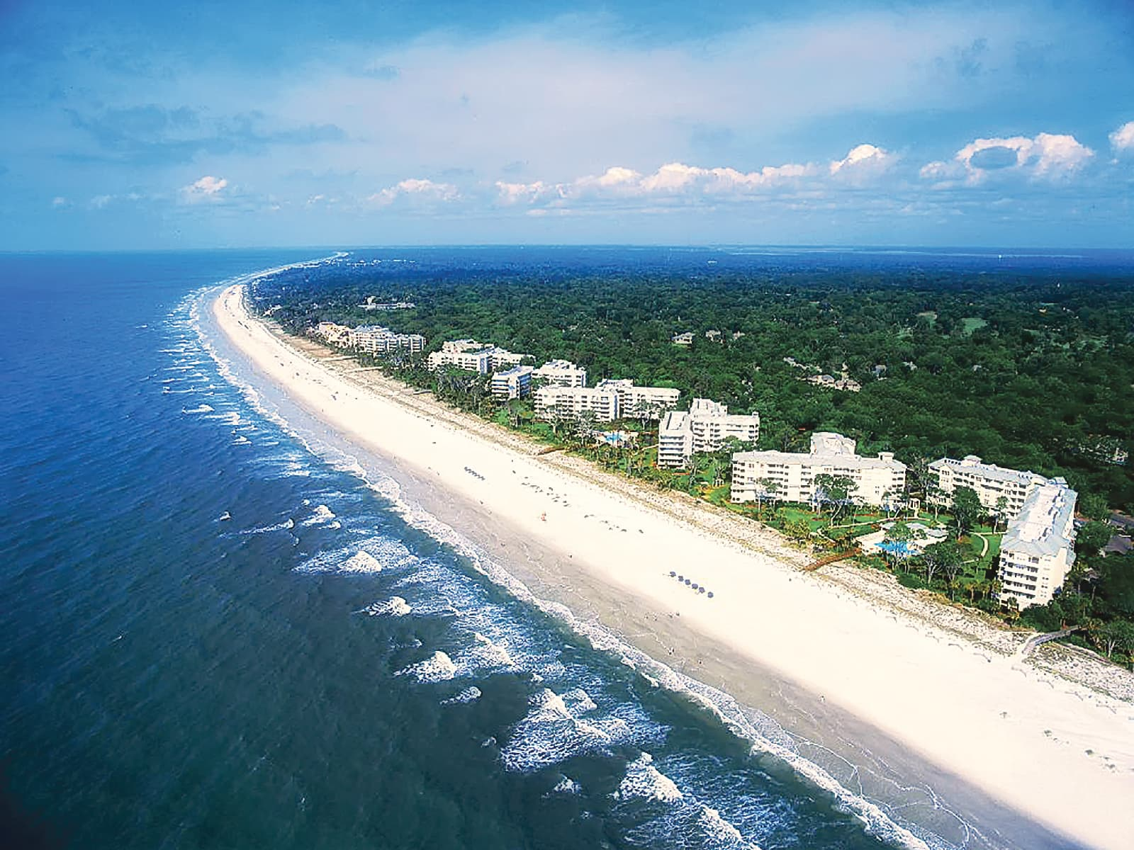 Palmetto Dunes Oceanfront Resort - one of the best tennis resorts for your tennis holidays in South Carolina
