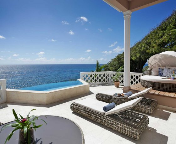 Rooms & Suites - Curtain Bluff - one of the best tennis resorts for your tennis holidays in Antigua