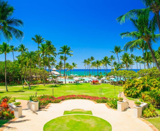 Photo Gallery - The Fairmont Orchid - one of the best tennis resorts for your tennis holidays in Hawaii