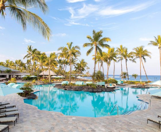 Reviews & Ratings - The Fairmont Orchid - one of the best tennis resorts for your tennis holidays in Hawaii