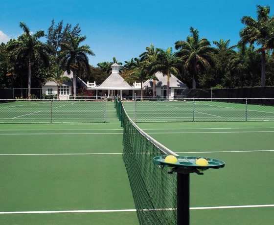 Tennis Program - Half Moon (A RockResort) - one of the best tennis resorts for your tennis holidays in Montego Bay (Jamaica)