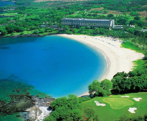 Photo Gallery - Mauna Kea Beach Hotel Hawaii - one of the best tennis resorts for your tennis holidays in Hawaii