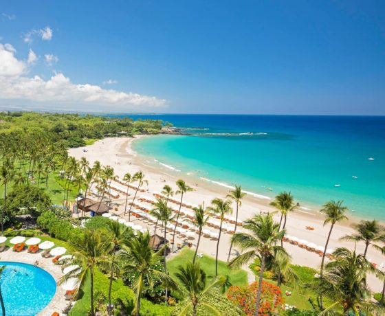 Reviews & Ratings - Mauna Kea Beach Hotel Hawaii - one of the best tennis resorts for your tennis holidays in Hawaii