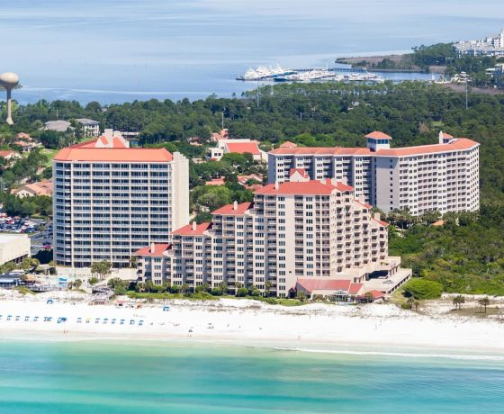 Photo Gallery - TOPS'L Beach & Racquet Resort by Wyndham - one of the best tennis resorts for your tennis holidays in Florida (USA)