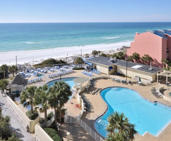 Reviews & Ratings - TOPS'L Beach & Racquet Resort by Wyndham - one of the best tennis resorts for your tennis holidays in Florida (USA)