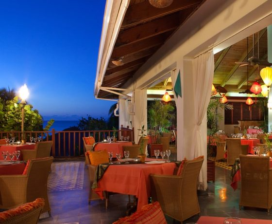 Restaurants & Bars - The Couples Swept Away - one of the best tennis resorts for your tennis holidays in Negril (Jamaica)