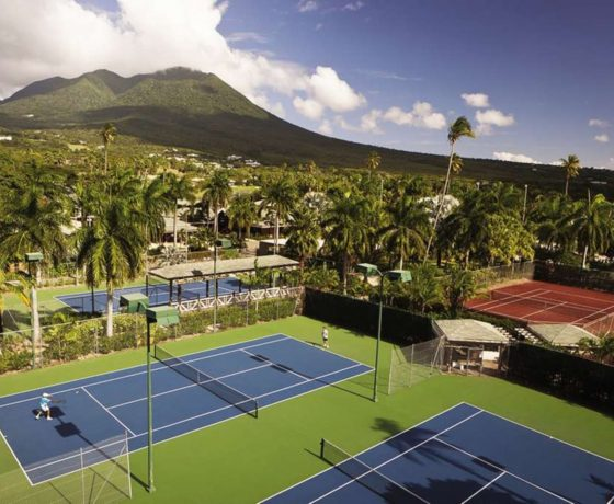 Tennis Program - The Four Seasons Resort Nevis - one of the best tennis resorts for your tennis holidays in St. Kitts & Nevis