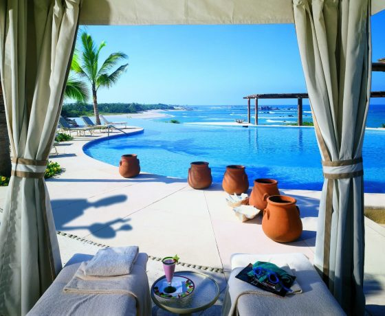 Spa & Wellness - The Four Seasons Resort Punta Mita - one of the best tennis resorts for your tennis holidays in Nayarit (Mexico)