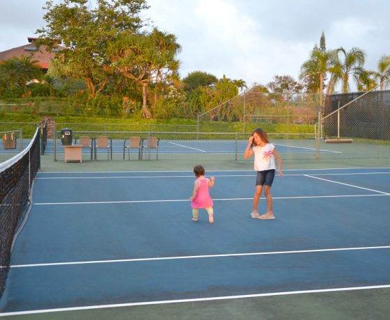 Activities & Experience - The Hanalei Bay Resort - one of the best tennis resorts for your tennis holidays in Hawaii