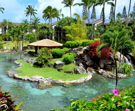 Photo Gallery - The Hanalei Bay Resort - one of the best tennis resorts for your tennis holidays in Hawaii