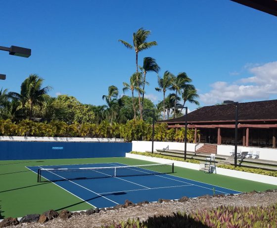 Tennis Program - The Mauna Lani Bay Hotel & Bungalows - one of the best tennis resorts for your tennis holidays in Hawaii