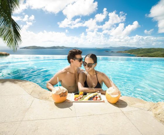 Wedding & Honeymoon - The Peter Island Resort and Spa - one of the best tennis resorts for your tennis holidays in British Virgin Islands