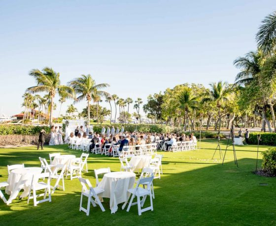 Wedding & Honeymoon - The Resort at Longboat Key Club - one of the best tennis resorts for your tennis holidays in Florida (USA)