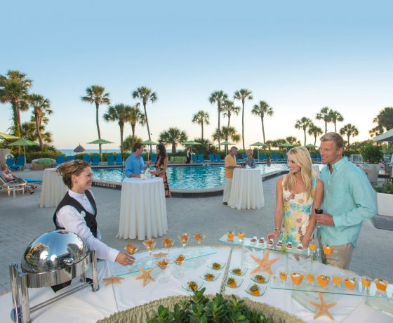 Reviews & Ratings - The Resort at Longboat Key Club - one of the best tennis resorts for your tennis holidays in Florida (USA)
