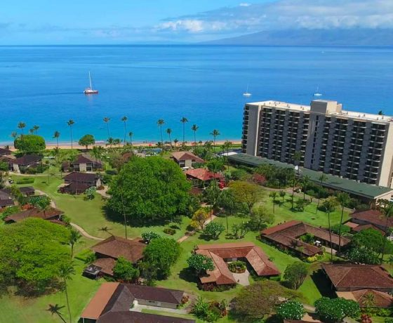 Photo Gallery - The Royal Lahaina Resort - one of the best tennis resorts for your tennis holidays in Hawaii