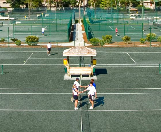 Tennis Program - Wild Dunes Resort - one of the best tennis resorts for your tennis holidays in South Carolina (Isle of Palms)
