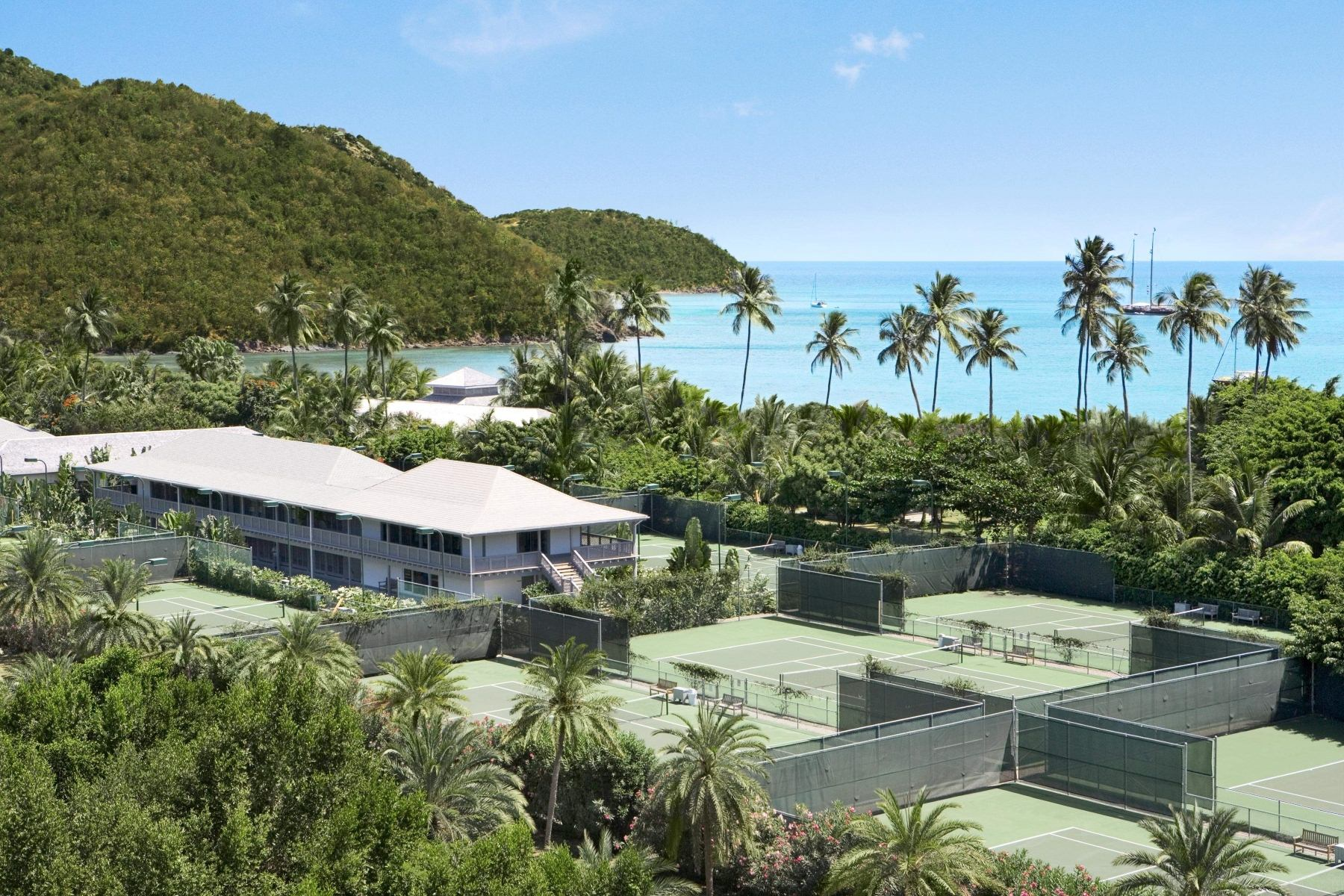 Carlisle Bay Antigua Tennis Resort for Your Tennis Holidays
