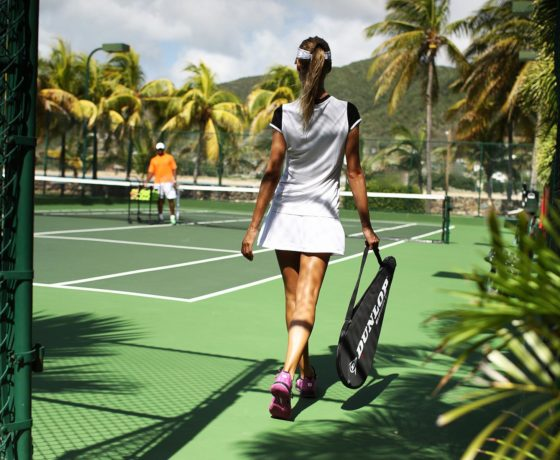 Tennis Program - Curtain Bluff - one of the best tennis resorts for your tennis holidays in Antigua