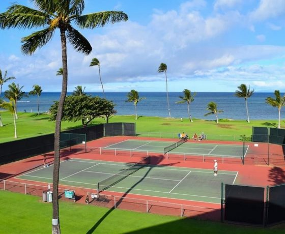 Tennis Program - Maui Sunset Hawaii - one of the best tennis resorts for your tennis holidays in Hawaii