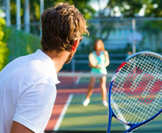 Tennis Program - Sandals Emerald Bay - one of the best tennis resorts for your tennis holidays in Bahamas