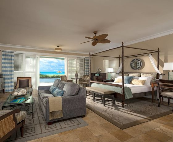 Rooms & Suits - Sandals Emerald Bay - one of the best tennis resorts for your tennis holidays in Bahamas