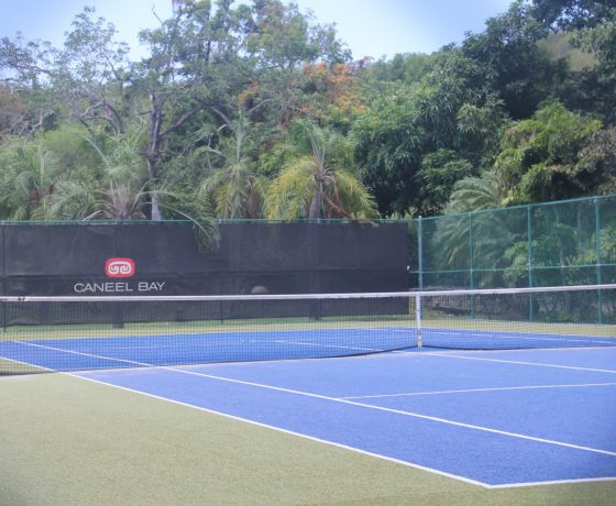 Tennis Program - The Caneel Bay Resort - one of the best tennis resorts for your tennis holidays in U.S. Virgin Island