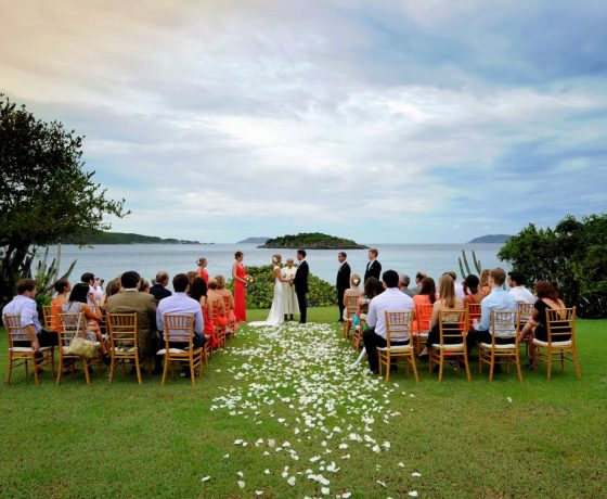 Wedding & Honeymoon - The Caneel Bay Resort - one of the best tennis resorts for your tennis holidays in U.S. Virgin Island