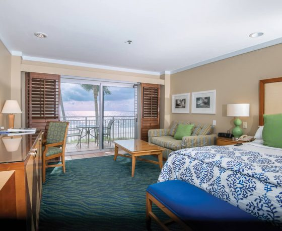 Rooms & Suites - Naples Beach Hotel & Golf Club - one of the best tennis resorts for your tennis holidays in Florida (USA)