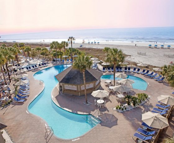 Offers & Deals - Hilton Head Island Beach & Tennis Resort - one of the best tennis resorts for your tennis holidays in (USA)