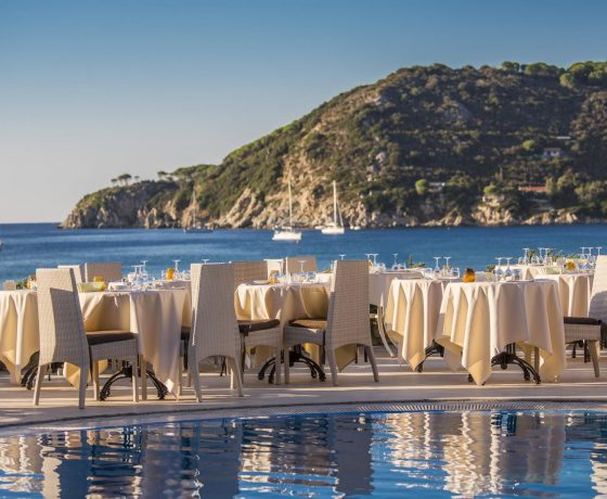 Restaurants & Bars - Hotel Hermitage - one of the best tennis resorts for your tennis holidays in Isola (Italy)