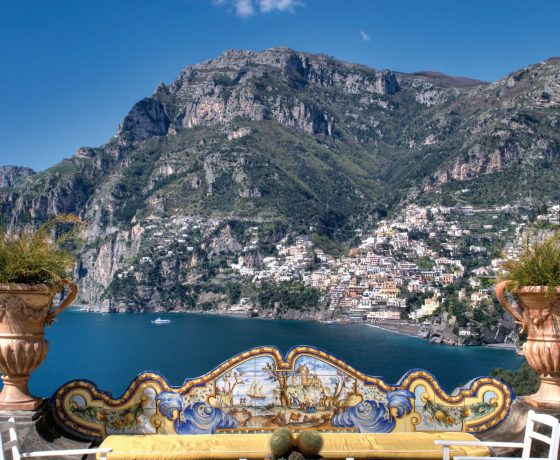 Photo Gallery - Il San Pietro di Positano - one of the best tennis resorts for your tennis holidays in Italy
