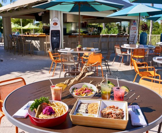 Restaurants & Bars - Naples Grande Beach Resort - one of the best tennis resorts for your tennis holidays in Florida (USA)