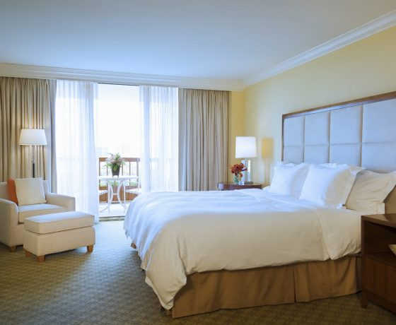 Rooms & Suits - Naples Grande Beach Resort - one of the best tennis resorts for your tennis holidays in Florida (USA)