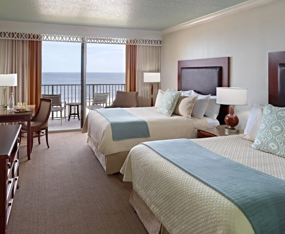 Rooms & Suites - Omni Amelia Island Plantation Resort - one of the best tennis resorts for your tennis holidays in Florida (USA)