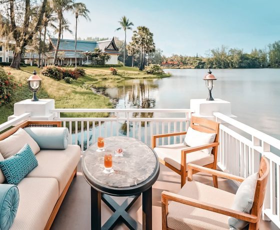 Photo Gallery - Outrigger Laguna Beach Resort - one of the best tennis resorts for your tennis holidays in Phuket (Thailand)