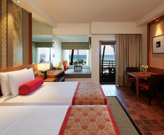 Rooms & Suites - Outrigger Laguna Beach Resort - one of the best tennis resorts for your tennis holidays in Phuket (Thailand)