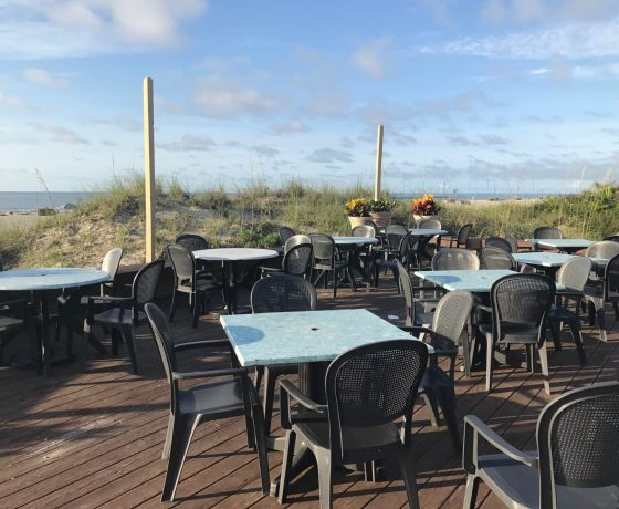 Restaurants & Bars - Palmetto Dunes Oceanfront Resort - one of the best tennis resorts for your tennis holidays in Hilton Head Island (South Carolina)
